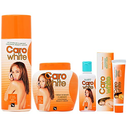 Caro White Package