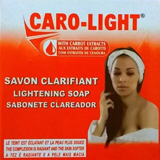 Caro-light Toning Toilet Soap