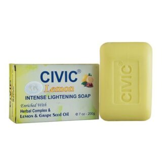 Buy Intense Skin Lightening Lemon Soap | Soap Benefits | OBS