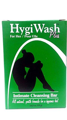 Cleansing Soap Bar By Hygi Wash - 2.6 Oz