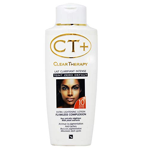 Buy Clear Therapy + Lait Clarifiant Intense Extra Lightening Lotion 500ml