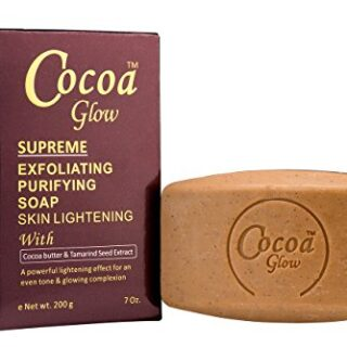 Buy Cocoa Glow Exfoliating Purifying Lightening Soap | Benefits | OBS