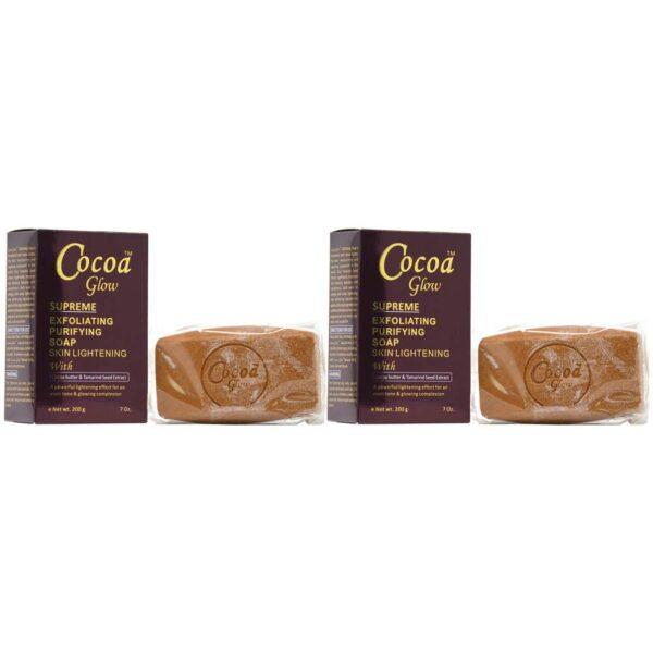 Cocoa Glow Supreme Exfoliating Soap