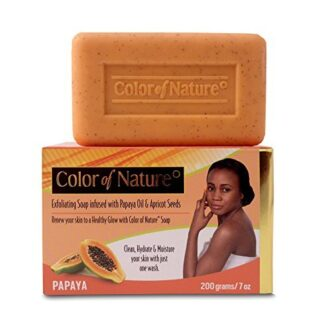 Buy Exfoliating and Brightening Papaya Soap | Benefits | Best Price | OBS