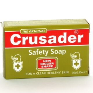 Crusader Medicated Safety Soap