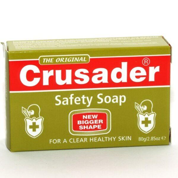 Crusader Medicated Safety Soap