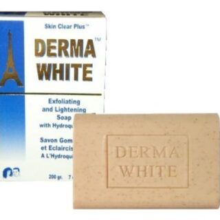 Derma White Exfoliating and Lightening Soap 7 oz