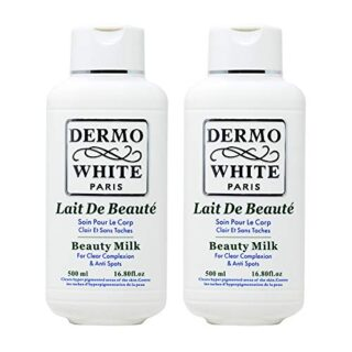 Dermo-White-Paris-Beauty-Milk-Lotion-500ml1680oz-Pack-of-2