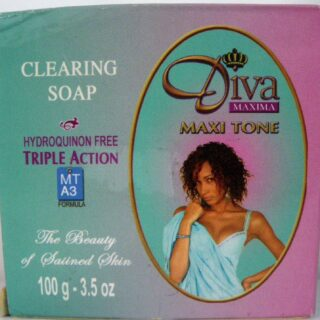Buy Diva Maxima Triple Action Clearing Soap | Benefits | Best Price | OBS