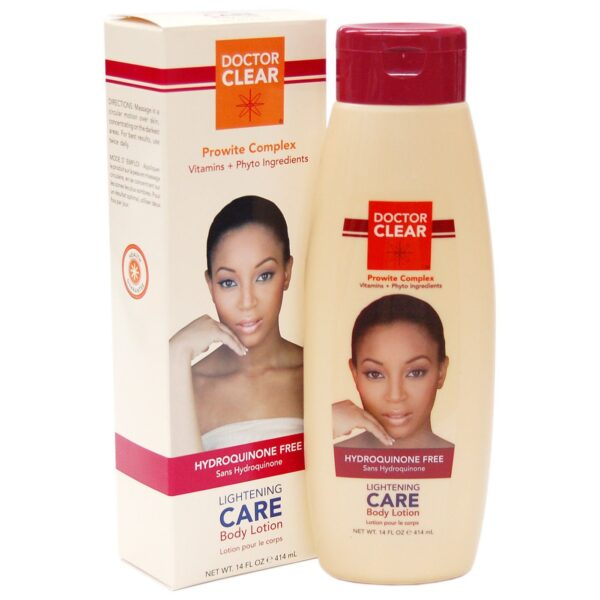Doctor Clear Lightening Care Body Lotion