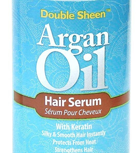 Double Sheen Argan Oil Hair Serum