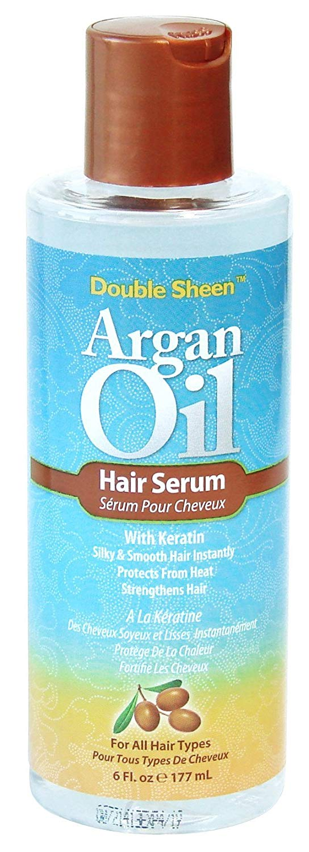 Buy Double Sheen Argan Oil Hair Serum