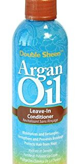 Buy Double Sheen Argan Oil Leave In Conditioner | Benefits | | OBS