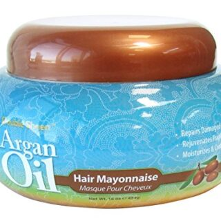 Double Sheen Argan Oil Masque Hair Mayonnaise