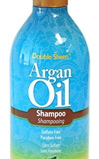 Double Sheen Argan Oil Shampoo