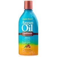 Double Sheen Argan Oil Sulfate Free Hair Conditioner 355ml by Double Sheen