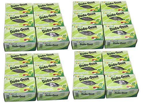 Buy Dudu-Osun-African-Black-Soap-24-Bars
