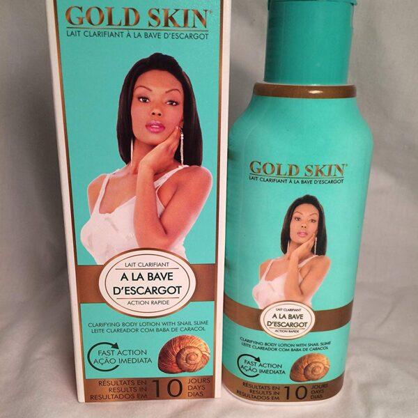 Gold Skin Clarifying Body Lotion