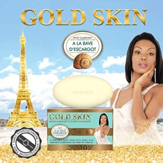 Buy Gold Skin Clarifying Body Soap | | Benefits | Best Price | OBS