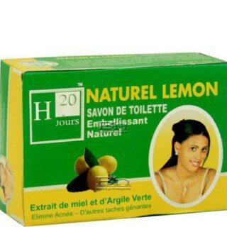 Buy H2O Jours Natural Lemon Soap Bar | Benefits | Best Price | OBS