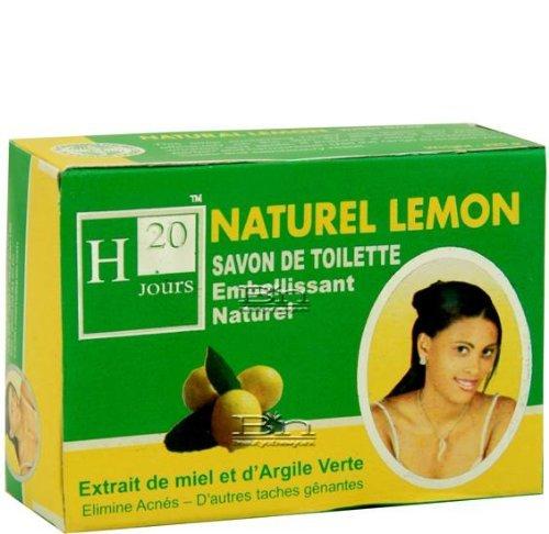 H20 Jours Natural Lemon Soap0225g by H Cosmetiques