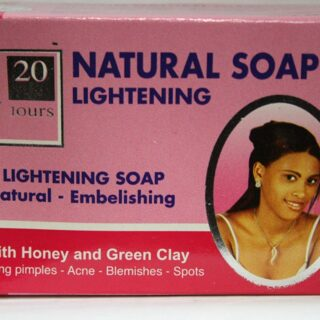 Buy H20 Natural Lightening Soap Online