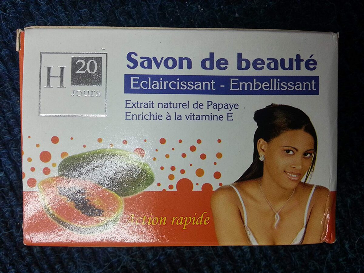 Buy H20 Natural Whitening Papaya Soap 225g