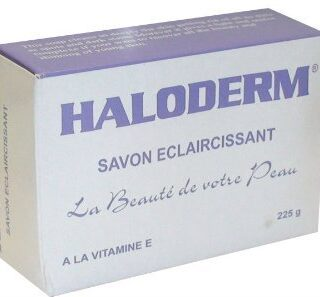 Buy Haloderm Lightening Soap 225g