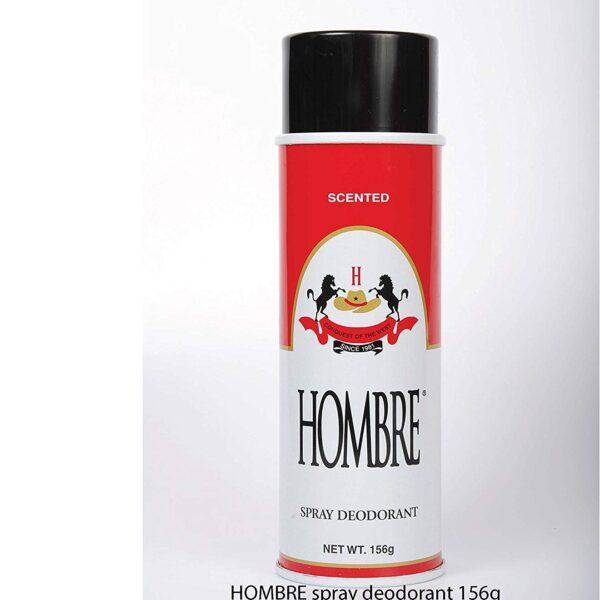 hombre spray deodorant