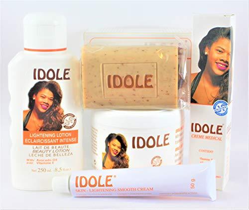 Idole 4 pack bundle