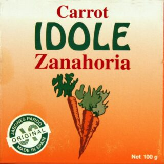 Buy Idole Carrot Soap for Skin Lightening (Pack of 2) | Benefits | OBS