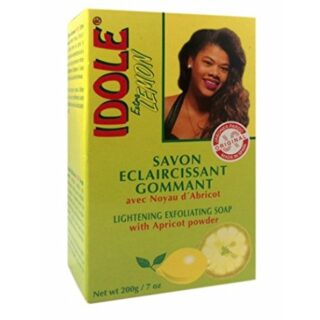 Buy Idole Extra Lemon Lightening Exfoliating Soap | Benefits | | OBS