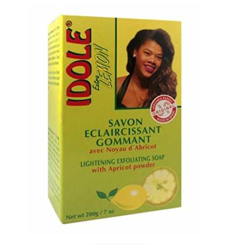 Buy Idole Extra Lemon Lightening Exfoliating Soap