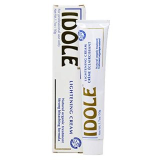 Idole Natural Organic Cream 1.76 oz. (Pack of 2)