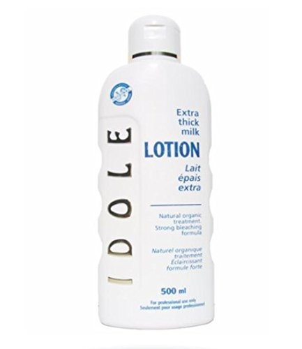Idole Natural Organic Extra Thick Milk Lotion 520ml / 17.6 oz