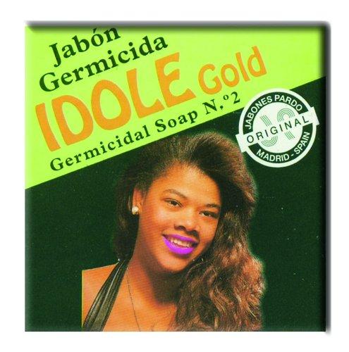Idole Soap - Blue 2.64 oz. (Pack of 6)