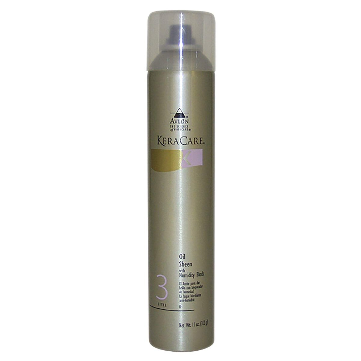 Buy Keracare Avlon Oil Sheen With Humidity Block, 10 Ounce