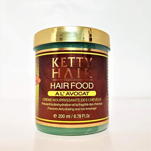 Buy Ketty-Hair-Hair-Food-with-Avocado-Oil-Cream-200ml