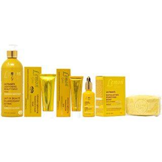 Buy Lemon Glow Package I (Lotion 16.8oz + Soap 7oz + Cream 1.7oz + Gel 1oz + Serum 1.66oz)