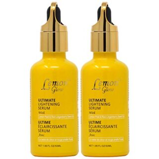 Buy Lemon Glow Ultimate Skin Lightening Serum (Pack of 2) || OBS
