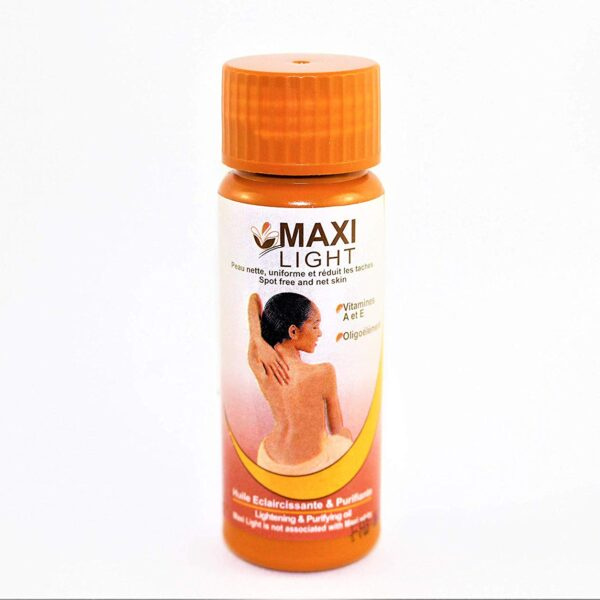 Maxi Light Lightening and purifying oil