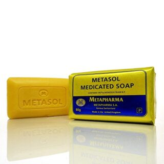 Metasol Medicated Soap Metapharma 80g