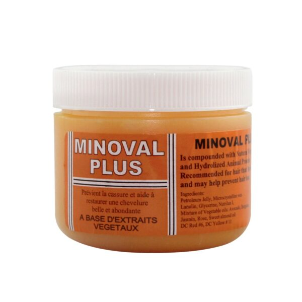 Minoval Plus Hair Regrowth