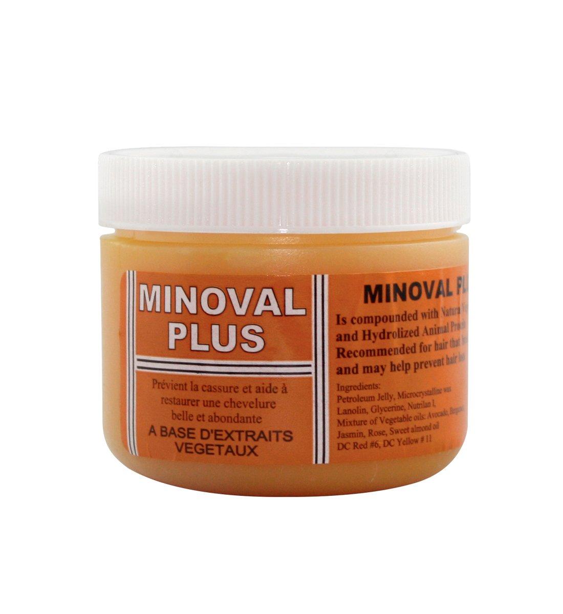 Buy Minoval Plus Hair Regrowth Treatment Serum | Benefits | | OBS