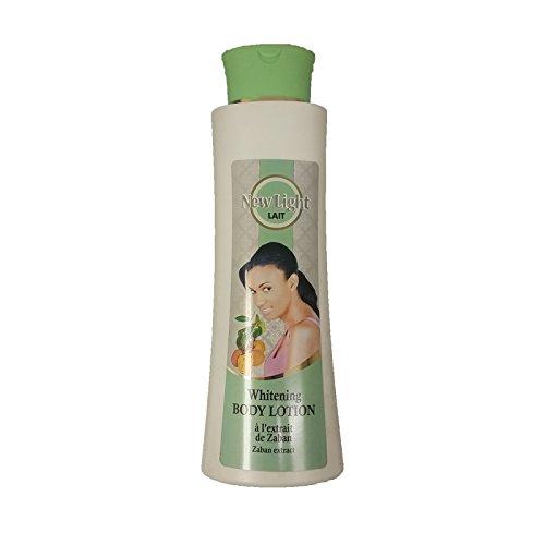 Buy New Light Skin Lightening Lotion with Zaban Extract 400ml