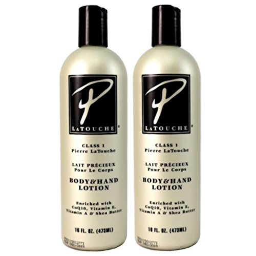 P. Latouche Body & Hand Lotion 16 Ounce