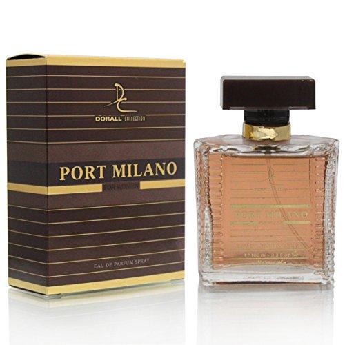 Buy Port Milano Eau De Parfum Women 3.3 Oz