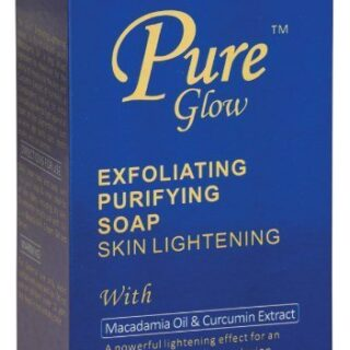 Buy Pure Glow Exfoliating Purifying Lightening Soap | Soap Benefits | OBS