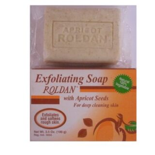 Buy Roldan Deep Cleaning Exfoliating Soap | Order Beauty Supply