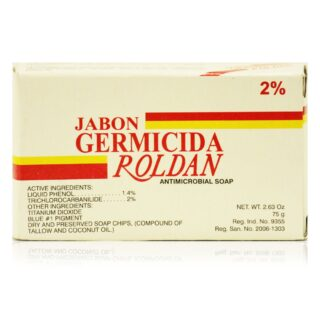 Buy Roldan Germicida 2%triclocarban Antimicrobial Soap 7oz